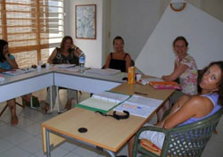Partner Classes in Guadeloupe